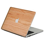 Wood Style Sticker Decal 001 For MacBook Air 11/13/15,Pro13/15,Retina12/13/15