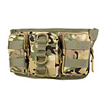 5 L Shoulder Bag Multifunctional Army Green Oxford
