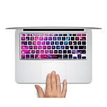Keyboard Decal Laptop Sticker Red Univers for MacBook Air 13