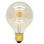 HRY® G125 4W E27 360LM 2700K 360 Degree LED Filament Light LED Edison Bulb(220-240V)