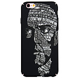 Back Dustproof / Punk Graffiti BSYK12 PC Case Cover For Apple iPhone 6s Plus/6 Plus / iPhone 6s/6 / iPhone SE/5s/5