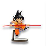 Dragon Ball  Budokai Childhood Son Goku Anime Action Figures Model Toy