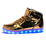 Men's LED Shoes Casual Fashion Comfort / Round Toe / Flats Outdoor &Party Shoes