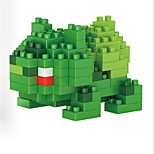LNO Brand Bulbasaur ABS Super Mini 117 Pieces Diamond Blocks