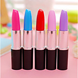 Lipstick Pen Korea Creative Stationery Student Prizes Cute Ballpoint Pen Realistic Modeling