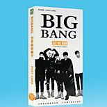 Stars Bigbang 180 Figure No Repeat Audio Postcard Deluxe Edition Package