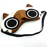 Monster Hunter Cat Flannel Sleeping Eye Mask