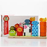 Wooden Animal Stackers