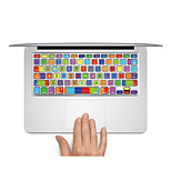 Keyboard Decal Laptop Sticker Character for MacBook Air 13