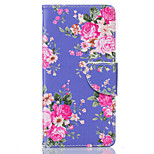 Medicago Pattern Card Phone Holster for Huawei P9/P9 Lite/Honor 5X
