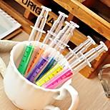 Wholesale Syringe Highlighter Syringe Highlighter Large Concessions Factory Standard