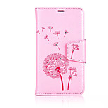 Dandelions Diamond Flip Leather Cases Cover For One Plus 3 Strap Wallet Phone Bags