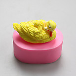 Duck Soap Chocolate Silicone Molds,Cake Molds,Soap Molds,Decoration Tools Bakeware