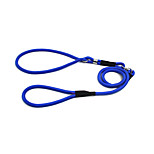 Cat / Dog Leash / Slip Lead Adjustable/Retractable / Training / Running / Solid Red / Blue / Brown Nylon