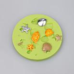 1 Cozimento Ecológico / Venda imperdível / Decoração do bolo / Bricolage / Ferramenta baking / Alta qualidade / Anti-AderenteBiscoito /