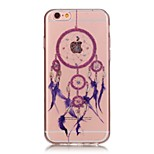 arrière Transparents Other TPU Doux Transparent Couverture de cas pour Apple iPhone 6s Plus/6 Plus / iPhone 6s/6 / iPhone SE/5s/5