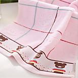 Towel Factory Direct Sale Pure Cotton Square Head Face Towels Supermarket Welfare Insurance for Wholesale