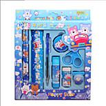 Children'S Stationery Gift Box Stationery Christmas Gifts Random Color