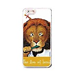 EFORCASE® Brushing Lions HD 3D stereoscopic TPU and PC Phone Case for  iphoneSE/5S/5/6/6S/6plus/6S plus