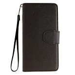 Litchi Grain Wallet Stand Shell Cover PU Leather With Phone For HTC M7/ M8/M9/D626/D820