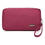 sacchetto portatile per i piatti del disco rigido (colore casuale)