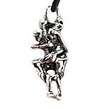 Embrace The Skeleton Alloy Necklace, Creative Man Necklace