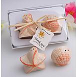 Ocean Sea Shells Seasoning Cans Wedding Creative Gifts