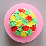 Four Leaves Clover Chocolate Silicone Molds,Cake Molds,Soap Molds,Decoration Tools Bakeware