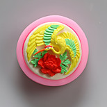 Bird Animal Chocolate Silicone Molds,Cake Molds,Soap Molds,Decoration Tools Bakeware