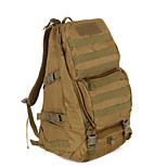 2 L Backpack Camping & Hiking Leisure Sports Multifunctional Black Nylon Other