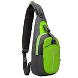 15 L рюкзак Отдыхитуризм На открытом воздухе Компактный Зеленый / Черный / Фиолетовый Нейлон 210 ден