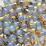 DIY Jewelry Blue Stone Style Alloy Pendant