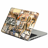 Oil Painting Style Sticker Decal 001 For MacBook Air 11/13/15,Pro13/15,Retina12/13/15