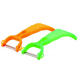 1 PC Practical Kitchen Tools Gadgets Helper Vegetable Fruit Peeler Parer Julienne Cutter Slicer