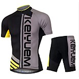 KEIYUEM®Others Summer Cycling Jersey Short Sleeves + Shorts Ropa Ciclismo Cycling Clothing Suits #75