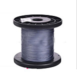 1000M / 1100 Yards Monofilament Sort / Gul / Blå 120LB 0.2 mm For Generel Fiskeri