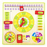 Multifunktions-Holz Digitaluhr Spielzeug