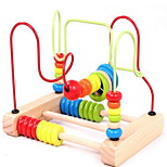 Winding Wooden Beads Toy
