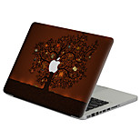 Flower Style Sticker Decal 007 For MacBook Air 11/13/15,Pro13/15,Retina12/13/15