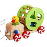 Children Intellectual Toy Duckling Car