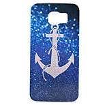 Anchor Pattern Frosted TPU Material Phone Case for Samsung Galaxy S7 Edge Plus/S7 Edge/S7/S6/S5