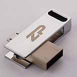 ZP C06 16GB USB 2.0 Water Resistant / Shock Resistant / Rotating / OTG Support (Micro USB)