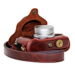 Fujifilm Camera SLR X30 Leather Protective Case/Bag