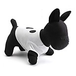 Gatti / Cani T-shirt Bianco Estate / Primavera/Autunno Halloween Halloween-Other, Dog Clothes / Dog Clothing