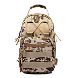 30 L Rucksack Camping & Hiking Outdoor Waterproof Green / Khaki / Black / Light Yellow / Army Green / Camouflage Nylon