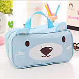 Cute Travel Wash Clothes Underwear Pouch Set Large Cosmetic Bag