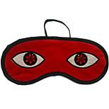 Naruto Sasuke Eyes Red Sleeping Eye Mask