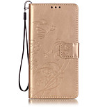 PU Leather Material Butterflies Embossed Phone Case for Huawei P9 Lite/P9/P9 Plus/P8 Lite/Y625/Honor 5C/Honor 5X