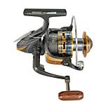 Spinning Reels 5.2/1 9 Ball Bearings Exchangable Bait Casting / General Fishing-HYD6000 LANGWANG