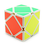 Toys Yongjun® Magic Cube Alien / Skewb Speed Magic Toy Smooth Speed Cube Magic Cube puzzle Black / White Plastic